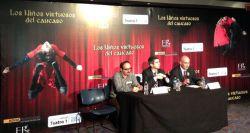 Press Conference in Mexico: Gia Davitashvil, Malkhaz Mikeladze