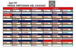 Little Virtuouses Mexico Tour - 2014